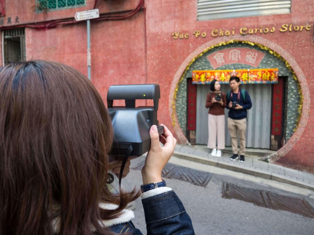 傳統菲林相機攝影工作坊